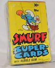 1982 Topps Smurf Supercards Trading Cards 18