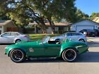 1967 Shelby Cobra WICKED 1967 shelby cobra factory five built 302, 1551 miles, 18