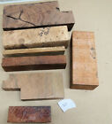99 Cent Opening Bid Assorted Exotic Woods Howe2Turn Estate