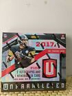 2017 Panini Unparalleled Football Factory Sealed Hobby Box!