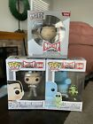 2018 Funko Pop Pee-wee's Playhouse Vinyl Figures 3
