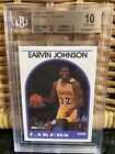 POP 1💎ONLY GRADED! 1989 Magic Johnson NBA HOOPS #270 BGS 10 PRISTINE PSA LeBron