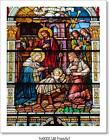 Jesus Nativity Scene Art Print Canvas Print Poster Wall Art Home Decor D