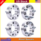 4pc 15 5x5 Wheel Spacers Adapters 14x15 871mm For 88 15 Chevrolet 1500 Jeep
