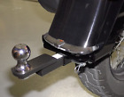 Harley Softail Trailer Hitch with Removable Towbar Ball