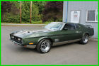 1971 Ford Mustang 1971 Used Manual RWD Coupe
