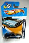 2012 Hot Wheels 71 Dodge Challenger Super Treasure Hunt Real Riders in Protecto