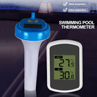 Wireless Swimming Pool Digital Bathtub Floating Thermometer with Transmitter