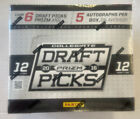 Factory Sealed Hobby Box 2016 Panini Prizm Collegiate Football Draft Picks