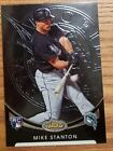 MIKE STANTON 2010 TOPPS FINEST BASEBALL ROOKIE CARD #FFR-5 YANKEES 🔥🔥🔥