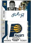 PAUL GEORGE 2011 PLAYOFF CONTENDERS ROOKIE TICKET AUTO AUTOGRAPH RC CARD!