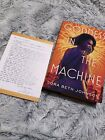 GODDESS IN THE MACHINE OWLCRATE SIGNED EDITION WITH AUTHOR LETTER