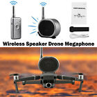 1km Drone Wireless Speaker Megaphon Fr DJI Mavic Mini Mavic 2 Phantom 3 4 Pro