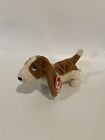 Tracker The Dog Ty Beanie Baby With Errors