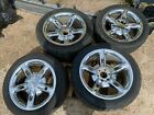 2003 2004 2005 2006 CHEVROLET SSR OEM FACTORY CHROME WHEELS