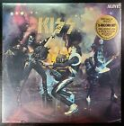 Kiss Alive 1975 First Pressing Original Sealed with Certified RIAA Gold Sticker