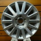 Lincoln Town Car 2003 2005 17 Used Factory OEM Wheel Silver 3504