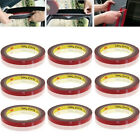 10Ft Strong Permanent Double Sided Adhesive Glue Tape Super Sticky for Car LED