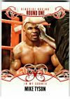 2010 Ringside Boxing Round One In My Corner #74 Mike Tyson (vs. Holyfield)
