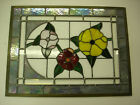 1 Pcs Beautiful Stained glass window Huge Made By A Master Highest Quality 5