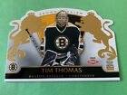Tim Thomas Hockey Cards: Rookie Cards Checklist and Buying Guide 25