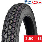 Tire 350 18 Motorcycle Scooter Moped Street Front Rear Performance Tire