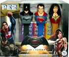 DC Comics: Batman V Superman: Dawn of Justice 3 Piece PEZ Set