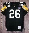 Vintage Authentic Pro Line By Wilson #26 Rod Woodson Pittsburgh Steelers Jersey