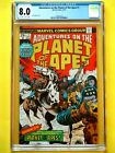 1975 Topps Planet of the Apes Trading Cards 10