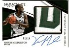 2017-18 Panini Immaculate Collection Basketball Cards 7