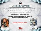 2020 Topps WWE Undisputed Hobby Box **Pre-Sale 9 23**