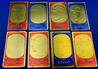 1965 Topps Embossed Lot 43 Diff. 60% of Complete Set Cepeda Killebrew Bunning