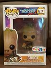 Funko Pop! Guardians of the Galaxy Groot #263 Toys R Us Exclusive *DAMAGED BOX*