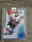 2019-20 SP Game Used CHL Hockey Cards 23