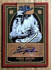 Fergie Jenkins 2019 Leather & Lumber Holo Silver Autograph #d 2 5 Auto (CT487)