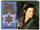 2002 Topps Lord of the Rings: The Fellowship of the Ring Collector's Update Trading Cards 13