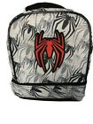 Spiderman Spider-Man Lunch Toy Bag box kit Dual Compartment Stacked Insulated