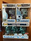 "Funko Pop Disney Haunted Mansion Set! Ezra 10"" Target , Disneyland Exclusives!!"