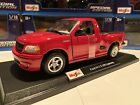Ford SVT F 150 Lightning Pickup Truck Red 118 Scale Maisto Special Edition NEW