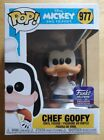 FUNKO POP DISNEY MICKEY AND FRIENDS CHEF GOOFY HOLLYWOOD STORE EXCLUSIVE