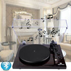 Angels Horn Bluetooth Turntable Record Player 2 Speed Classic Play Music Speaker