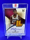 2012-13 Panini Immaculate Patch Auto #104 Tristan Thompson 98 99 Nice Patch Cavs