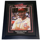 TOM HANKS A LEAGUE OF THEIR OWN SIGNED 11X14 FRAMED PHOTO AUTOGRAPH BECKETT COA