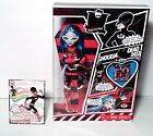 Monster High SDCC Dead Fast Ghoulia Yelps Doll Exclusive Comic Con Signed NEW