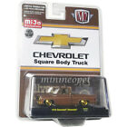 M2 31500 MJS29 1975 CHEVROLET SILVERADO PICK UP TRUCK 1 64 BROWN BAGGER Chase