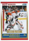 2010-11 Score Rookie and Traded Hockey Short Printed Rookie Card Revealed 21