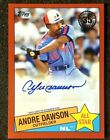 Andre Dawson Awards and Personal Memorabilia Heading to Auction 10