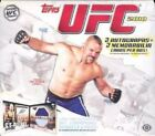 2010 Topps UFC Series 4 Factory Sealed Hobby Box - 2 Autos & 2 Relics Per Box