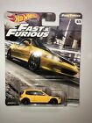 Hot Wheels Fast  Furious Fast Tuners Honda Civic EG Real Riders
