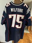 Vince Wilfork New England Patriots Nike Elite Authentic Home Jersey 48 XL BNWT